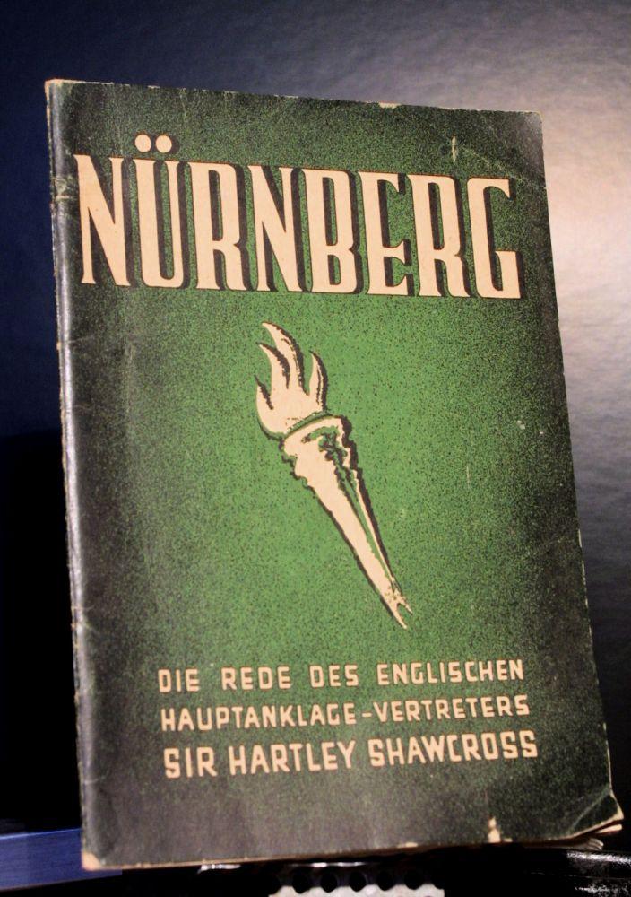 Hartley Shawcross - Nürnberg - Heft