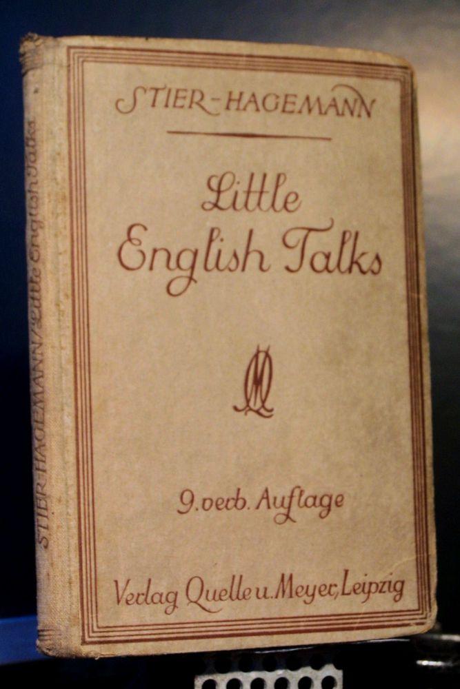 Georg Stier - Little English Talks - Buch