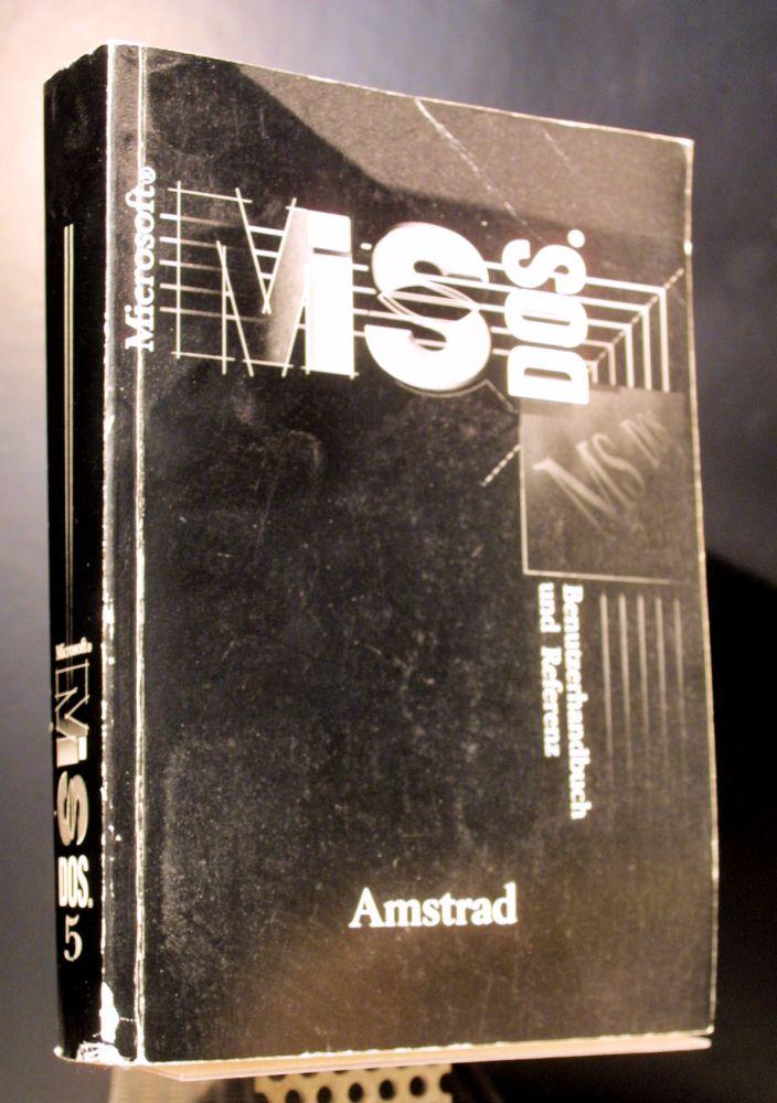 Microsoft - Ms-Dos 5.0 - Buch