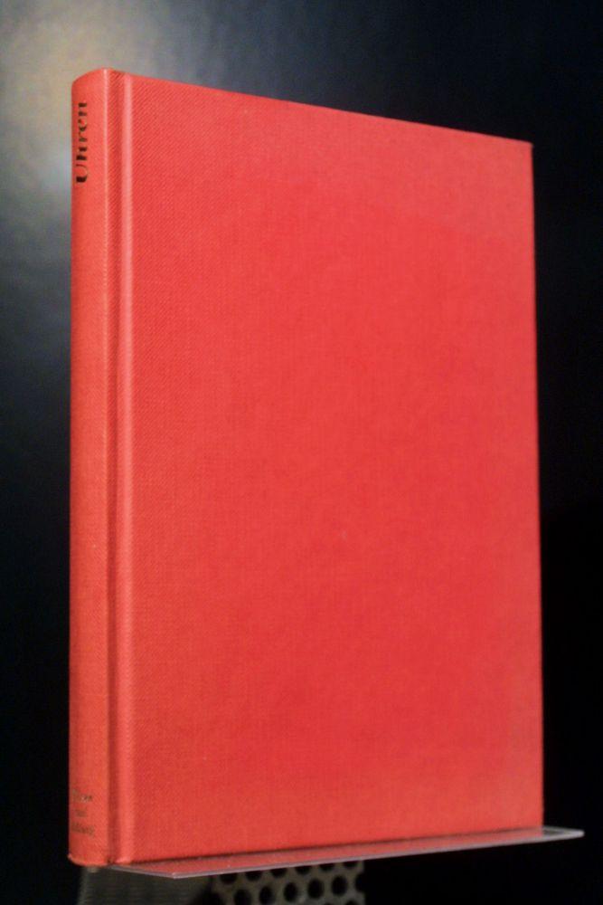 Alfred P. Zeller - Uhren - Buch