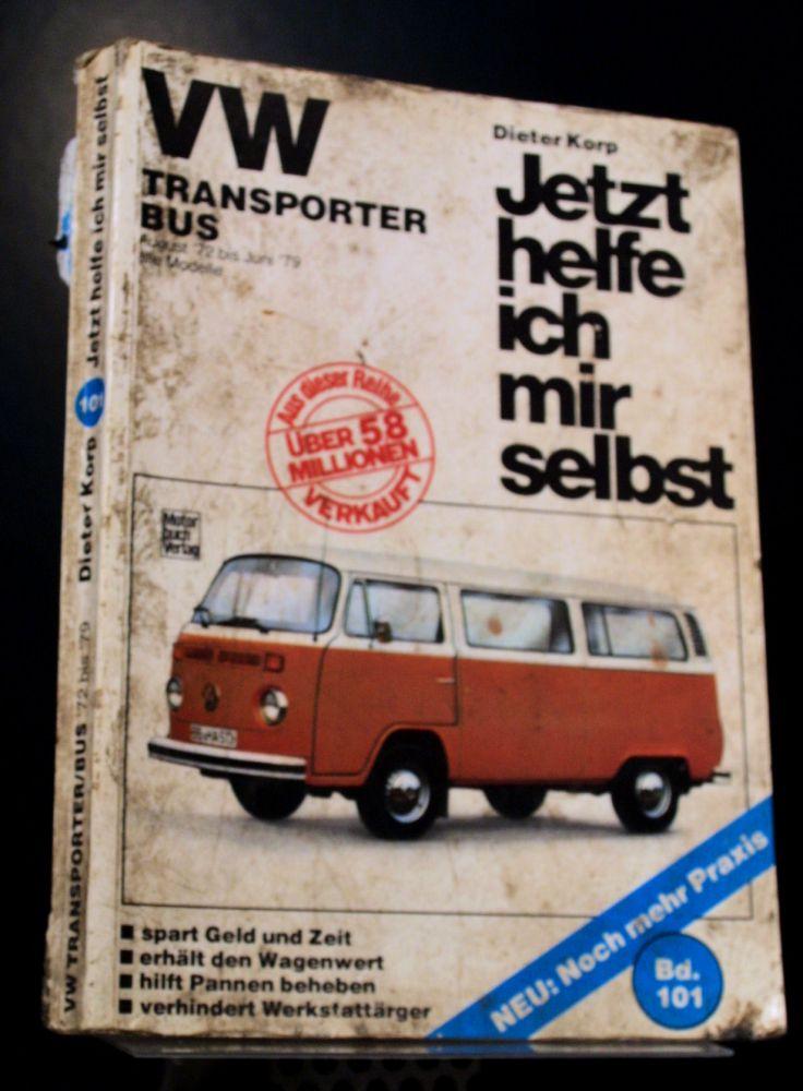 Dieter Korp - VW Transporter/Bus - Buch