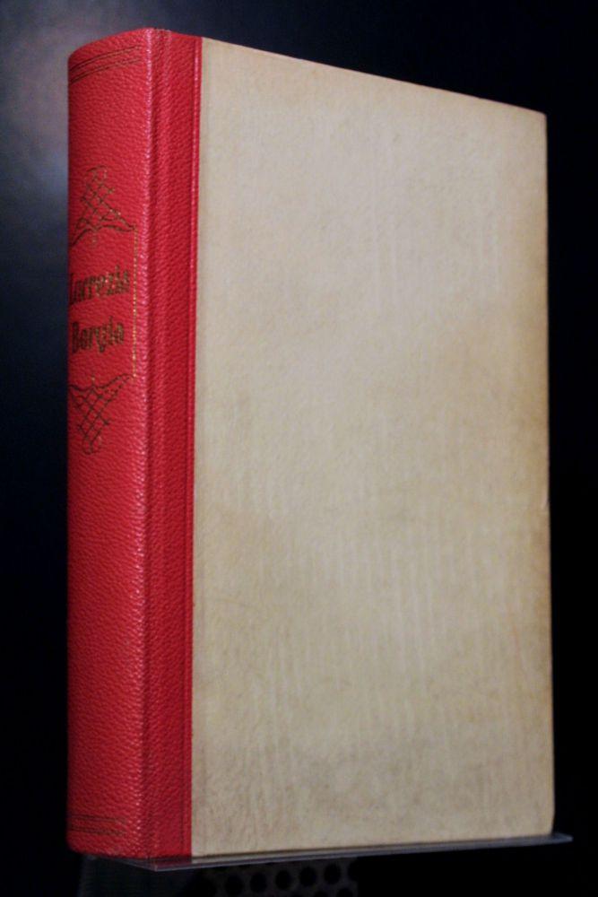Georg Holmsten - Lucrezia Borgia - Buch