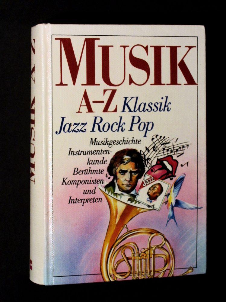Gerhard Buchner - Musik A - Z - Buch
