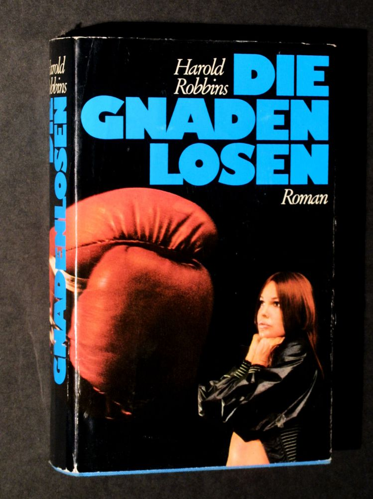 Harold Robbins - Die Gnadenlosen - Buch