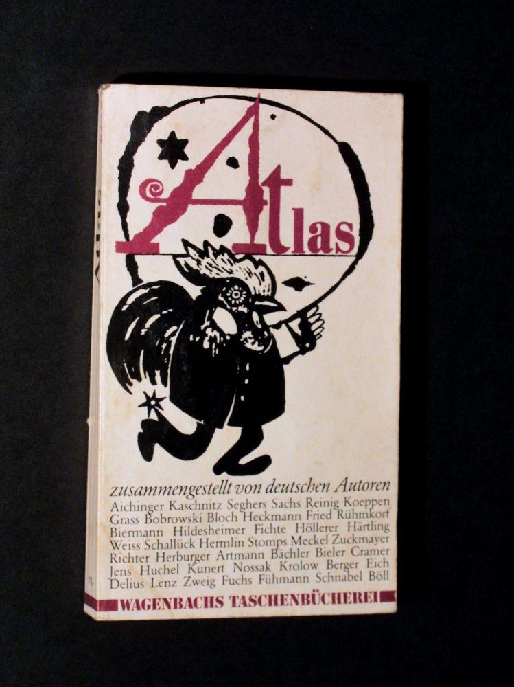 Johannes Bobrowski - Atlas