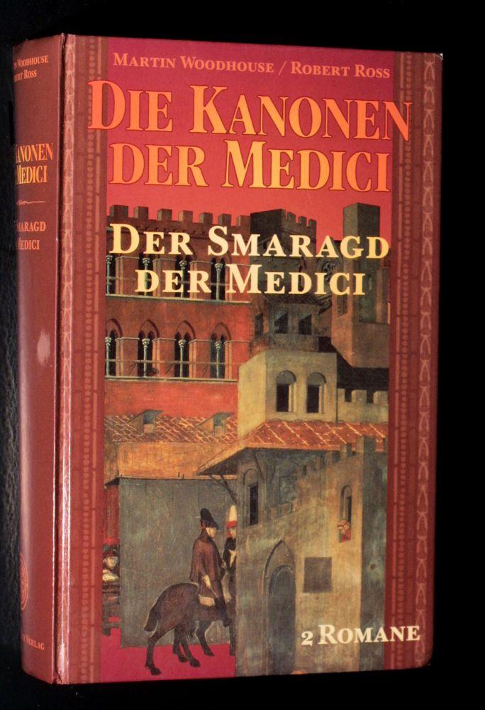 Robert Ross - Die Kanonen der Medici - Buch