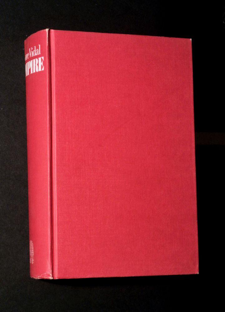 Gore Vidal - Empire - Buch