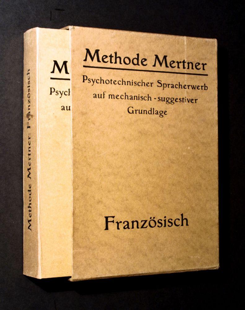 Robert Mertner - Französich für Deutsche - Heft