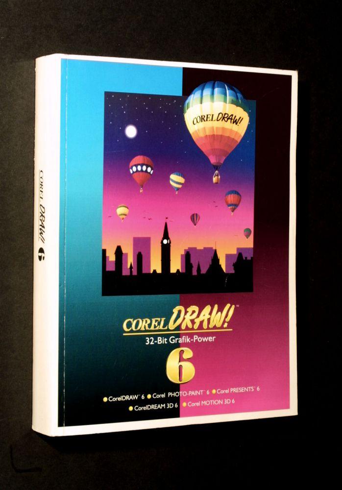 Corel - Coreldraw! 6 - Buch
