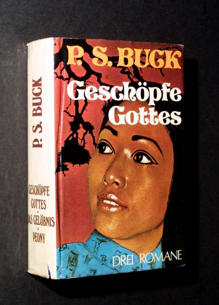 Pearl S. Buck - Geschöpfe Gottes - Das Gelöbnis - Peony - Buch