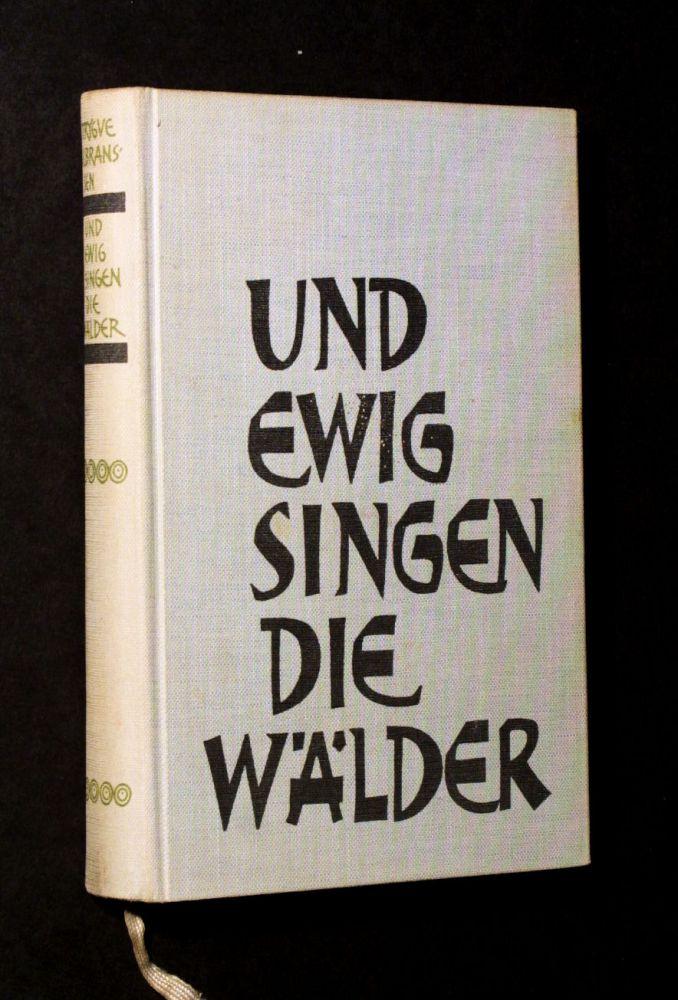 Trygve Gulbranssen - Und ewig singen die Wälder - Buch