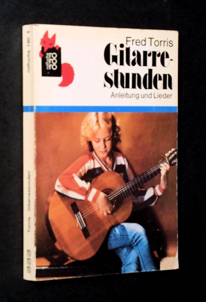 Fred Torris - Gitarrenstunden - Buch