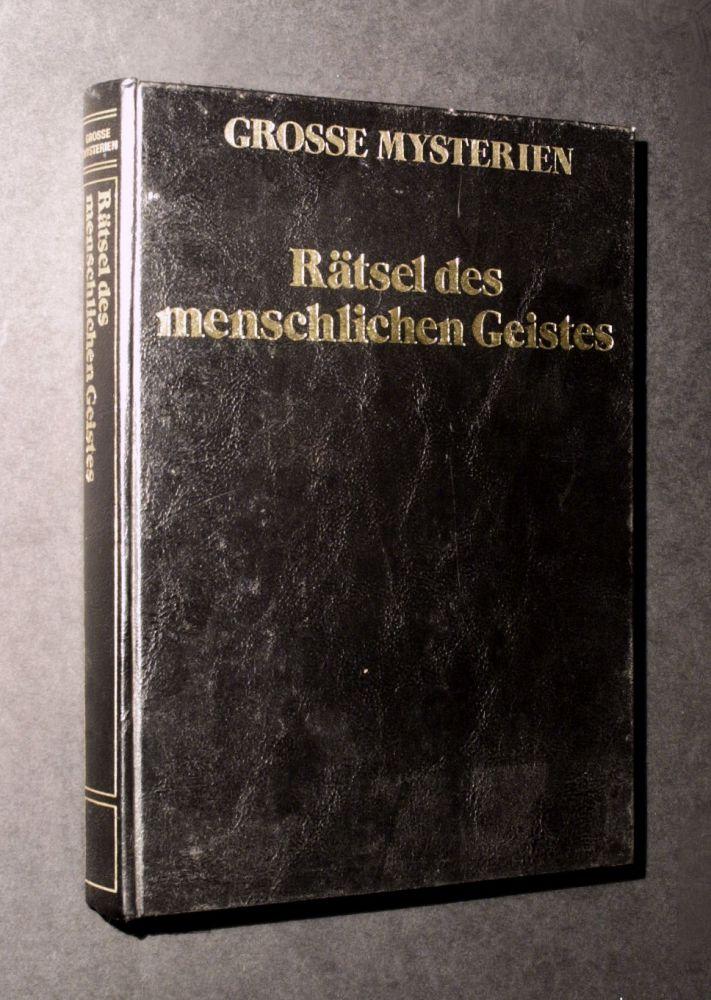 Colin Wilson & Stuart Holroyd - Rätsel des menschlichen Geistes - Buch