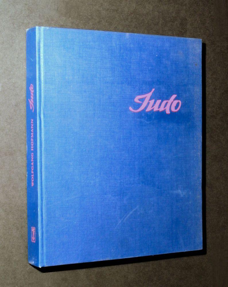 Wolfgang Hofmann - Judo - Buch