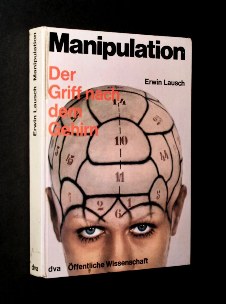 Erwin Lausch - Manipulation - Buch