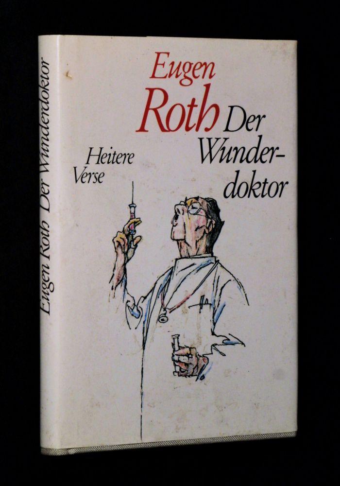 Eugen Roth - Der Wunderdoktor - Buch