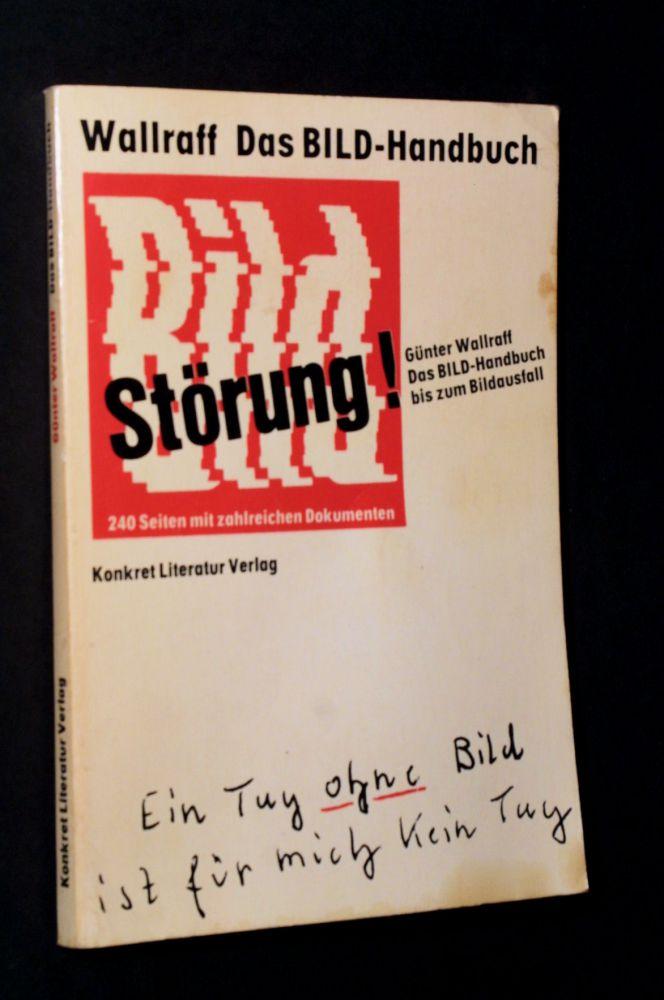 Günter Wallraff - Das BILD-Handbuch - Buch