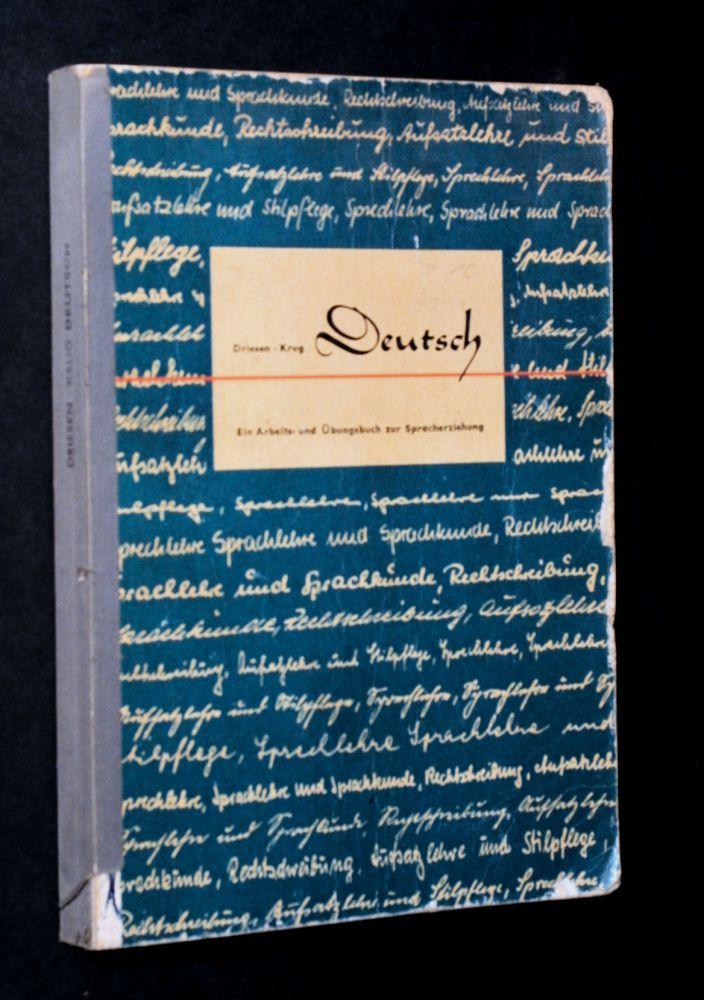 Gustav Driesen & Karl Krug - Deutsch - Buch