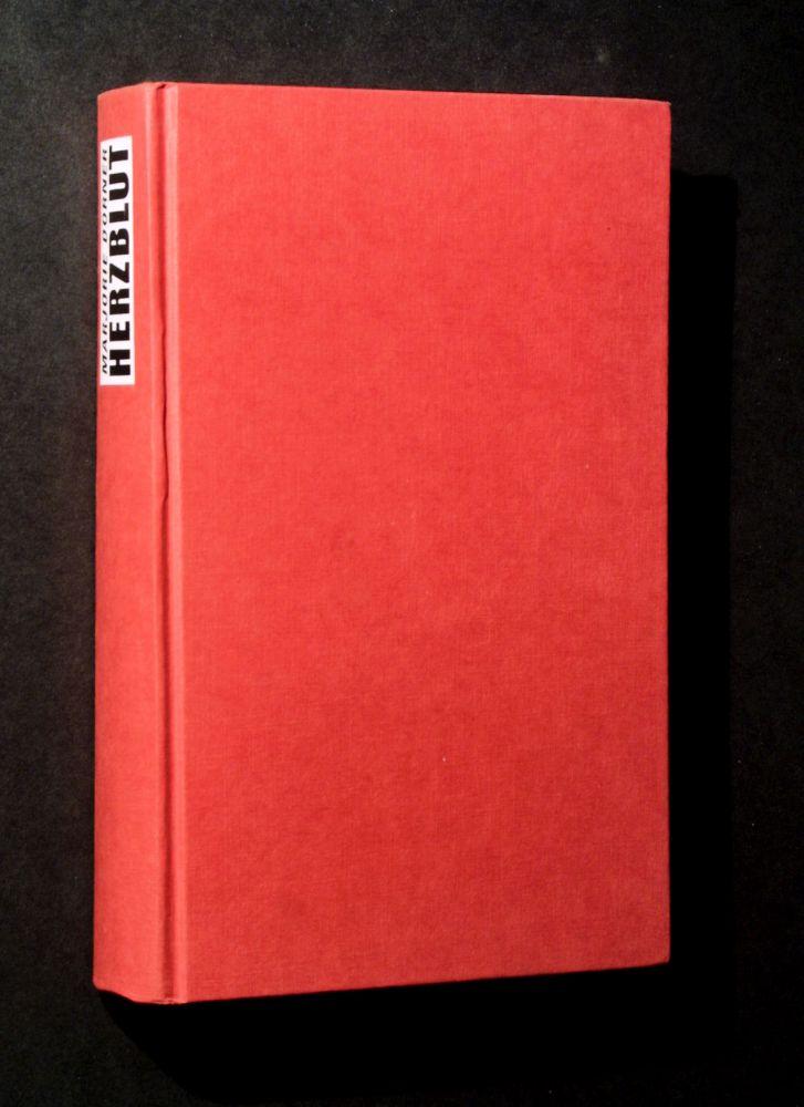 Marjorie Dorner - Herzblut - Buch