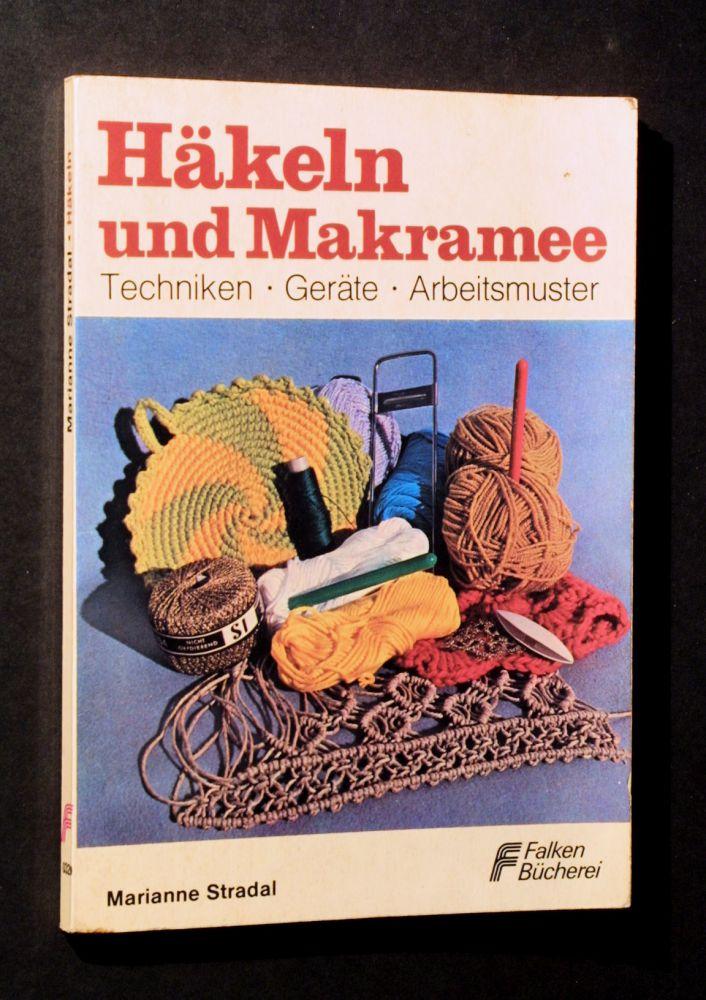 Marianne Stradal - Häkeln und Makramee - Buch