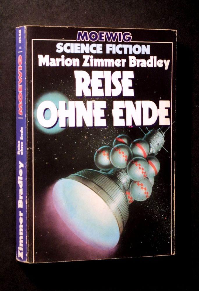 Marion Zimmer Bradley - Reise ohne Ende - Buch
